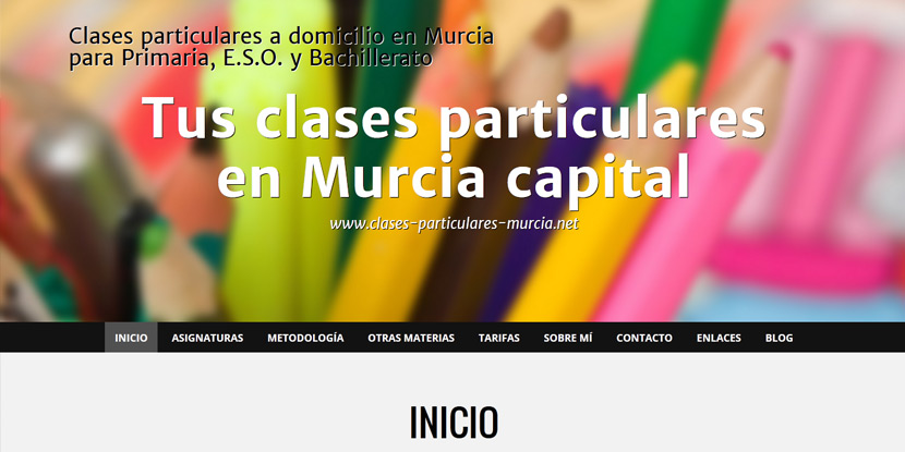 Ir a Clases-particulares-murcia.net